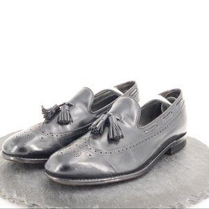 Footjoy Classics mens wingtip loafers size 11C